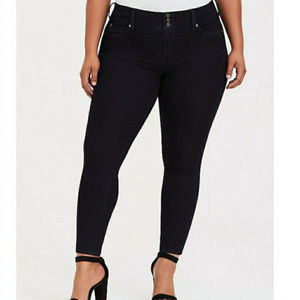 Torrid Denim Skinny Jeggings Jeans 24R Highwaisted